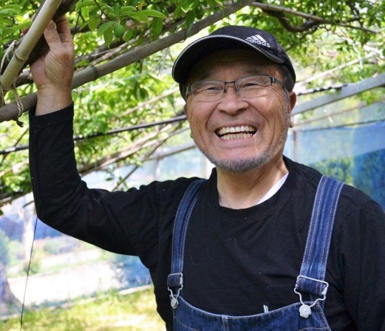 平田観光農園 平田克明会長