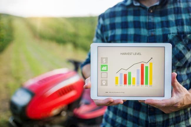 農業 IoTのイメージ