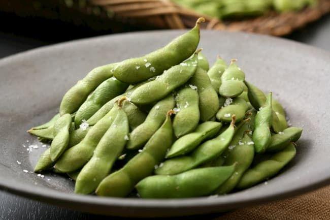 新潟市黒埼地区で栽培されている「くろさき茶豆」