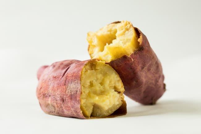 宮崎県串間市の「ヤマダイかんしょ」の焼き芋