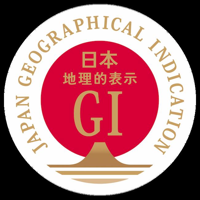 地理的表示(GI)保護制度の産品登録されると商品にGIマークを表示できる