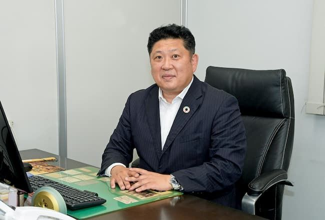 アイアグリ株式会社 代表取締役 社長・木村泰行さん
