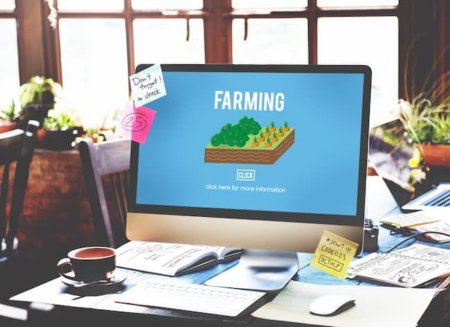 栽培管理・生産管理を支援するシステムの利用で生産履歴の記録が楽に