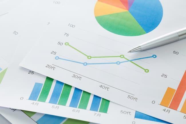 マーケティングリサーチ(市場調査)資料のイメージ写真