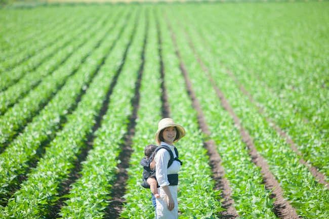 農業 女性