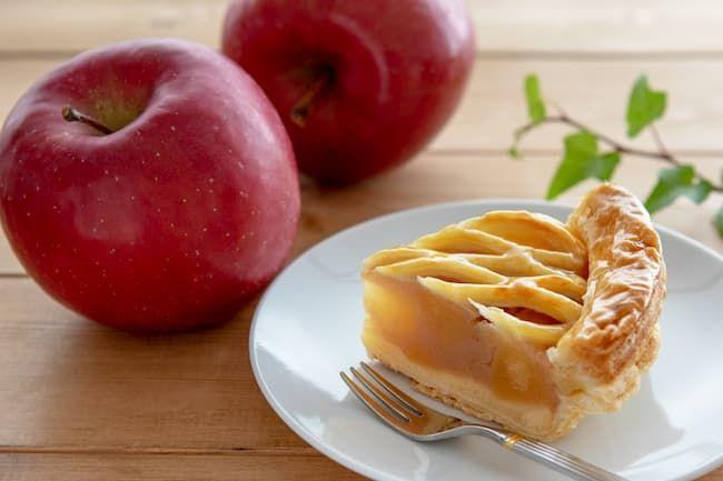 リンゴとアップルパイ