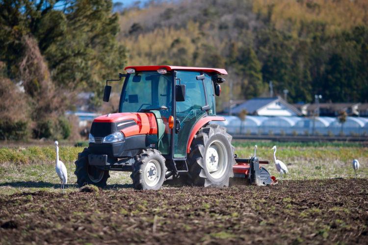 農業 トラクター