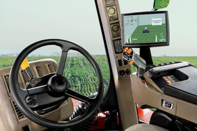 トラクター スマート農業