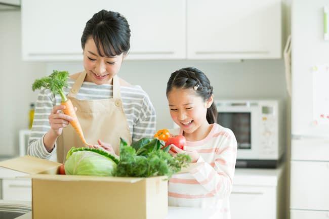 料理 野菜選び