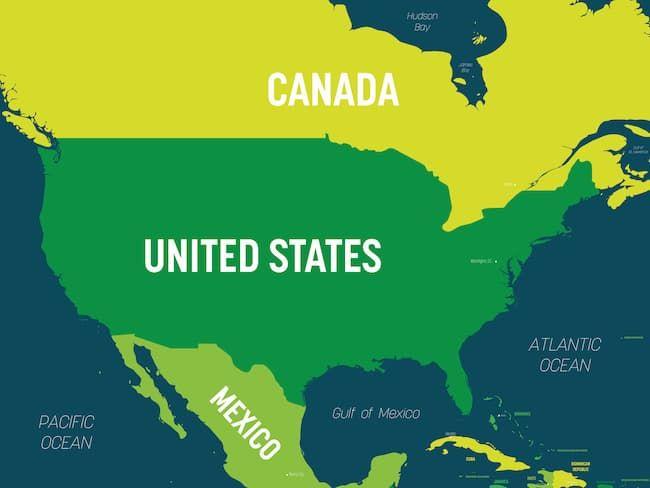 北アメリカ 北米