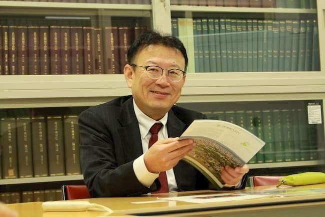 北海道大学農学研究院ビークルロボティクス研究室 野口伸教授