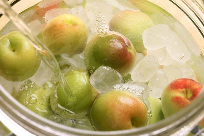 """梅酒用の梅 実梅の品質が梅酒の味と香りに影響する"""""""