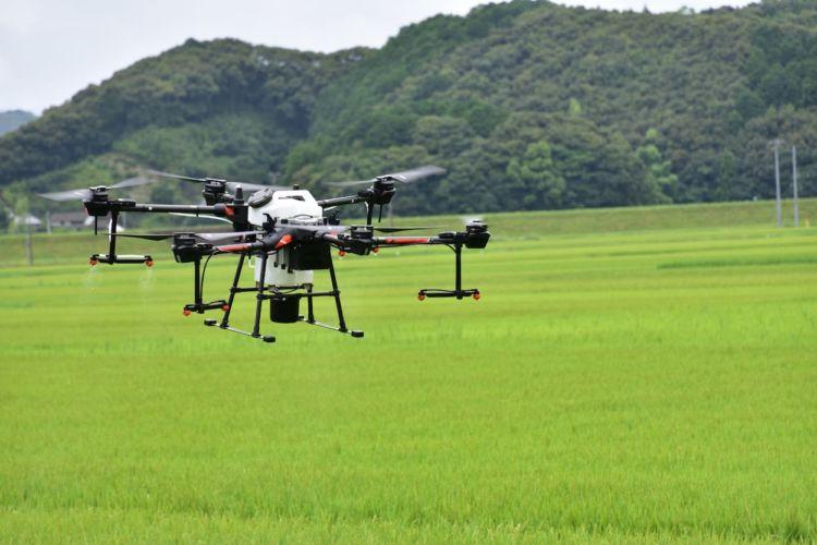【農業用ドローン】各ベンチャー企業の最新動向から見る、日本農業の未来