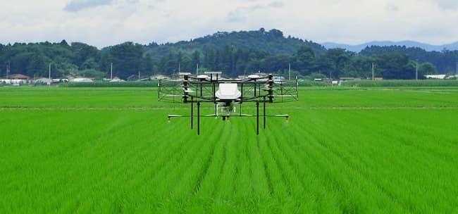 ナイルワークスの農業用ドローン「Nile-T20」