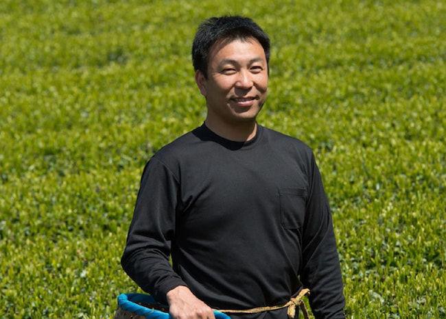 有限会社深緑茶房 代表取締役 松倉大輔さん