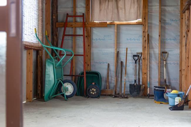 農機具倉庫
