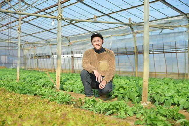 森田農園 代表 森田昌さん