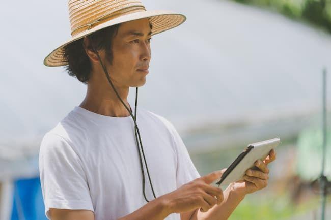 農作業を記録しマネジメントする