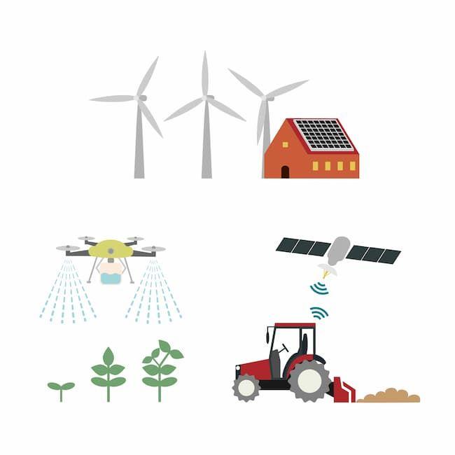 スマート農業の一環としてドローンを導入する場合、補助金の対象となる場合がある