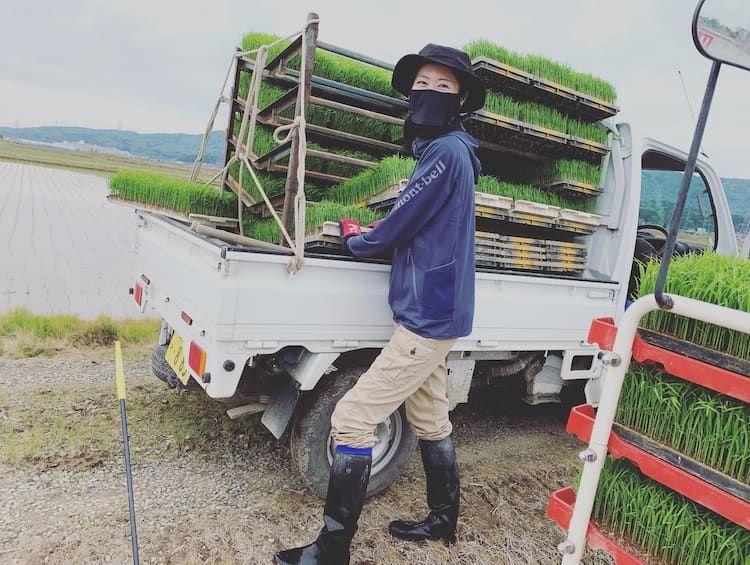 あのモンベルも!農業女子におすすめしたい、かわいくて機能的な農作業ウェア