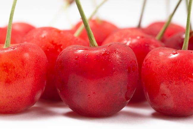 紅秀峰の果実