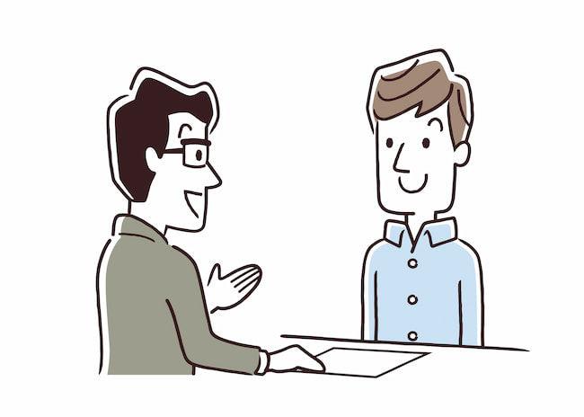 市町村の役所で認定新規就農者の申請について相談