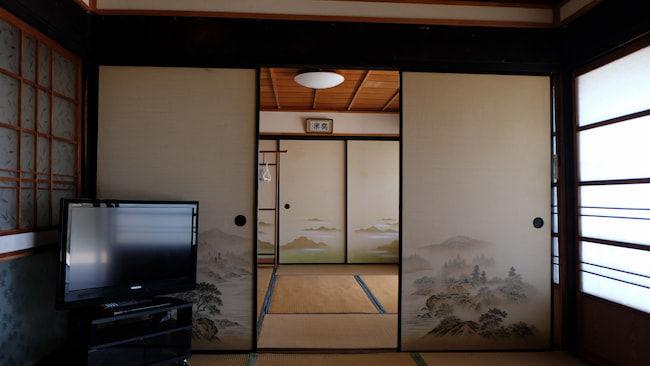 農家民泊の客室