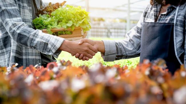 農業における連携