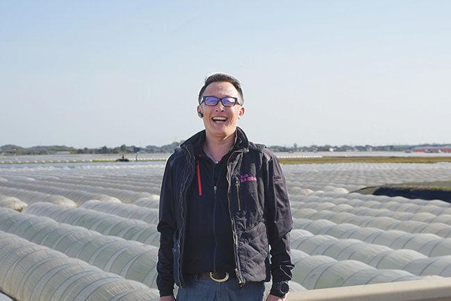 遠州森鈴木農園株式会社 代表取締役 鈴木 弥さん