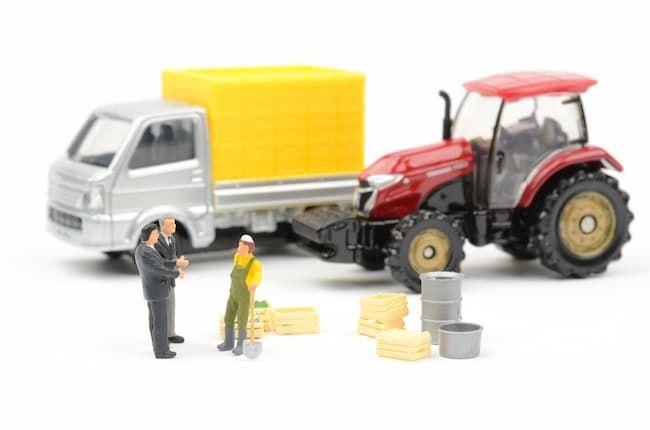 企業の農業参入 イメージ