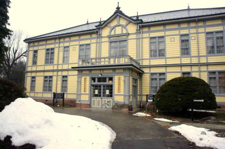 岩手大学 農学部 農業教育資料館(旧・盛岡高等農林学校)