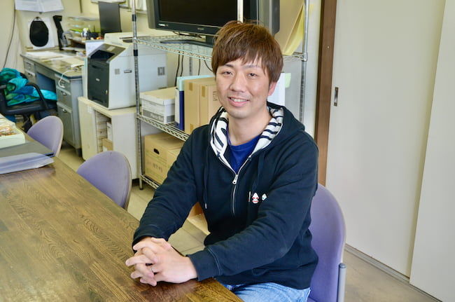 ファームサイド株式会社代表取締役 佐川 友彦 (さがわ ともひこ)さん
