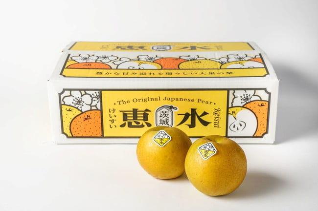 茨城県が育成したオリジナル品種「恵水」